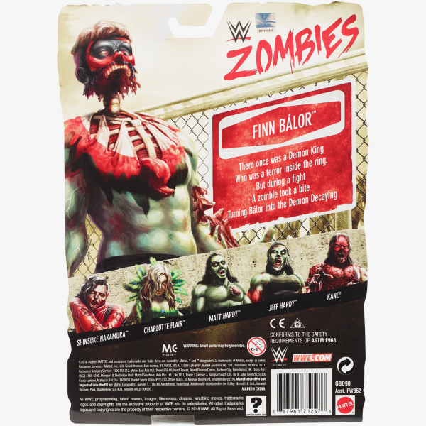 Finn Balor - WWE Zombies Series #3