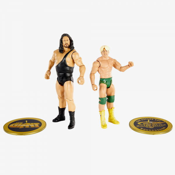 The Giant & Ric Flair - WWE Championship Showdown 2-Pack Series #3