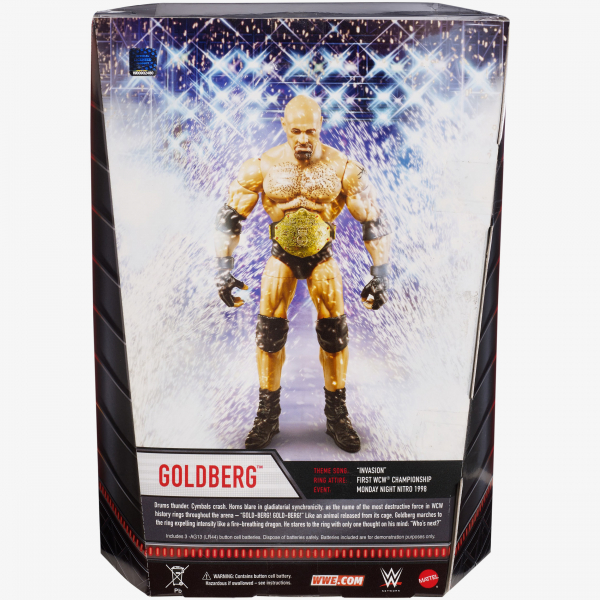 Goldberg WWE Entrance Greats