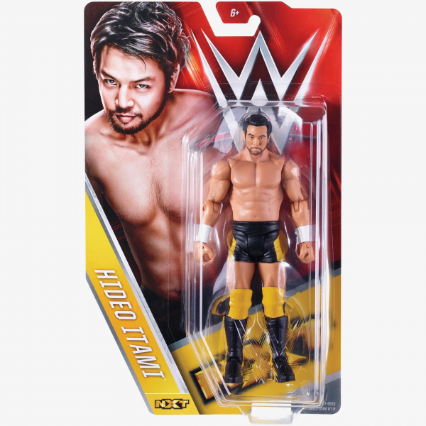 Hideo Itami - WWE Basic Series #56