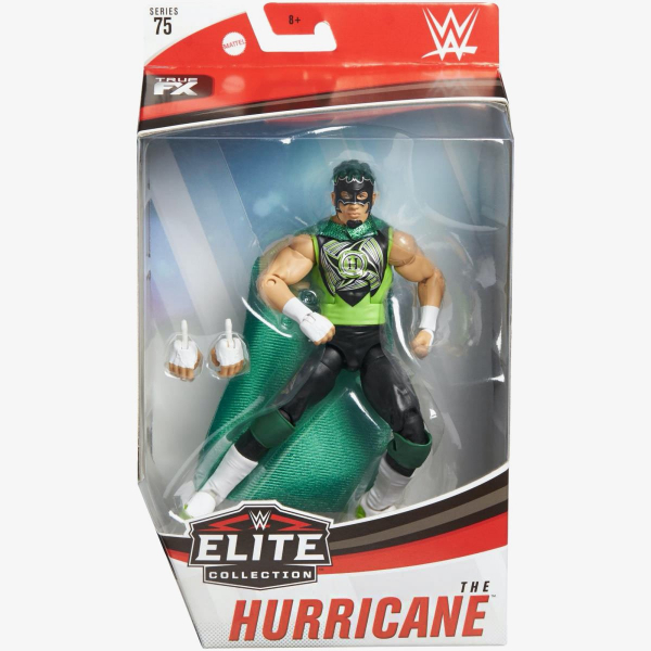 Hurricane WWE Elite Collection Series #75 (Chase Variant)