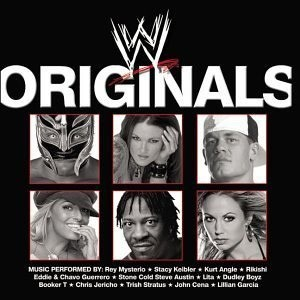 WWE Originals CD (2004)