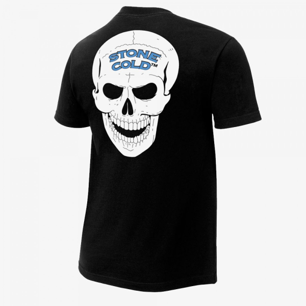 Stone Cold  - Austin 3:16 Mens WWE Retro T-Shirt
