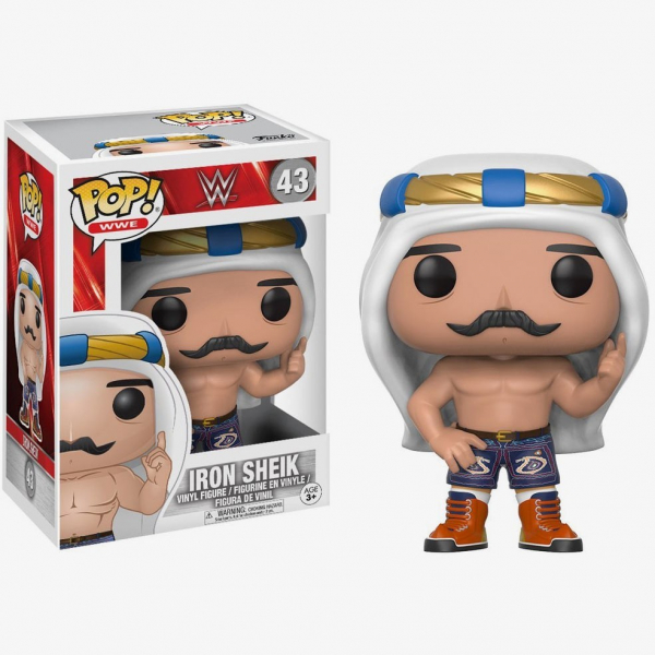 Iron Sheik WWE POP! (#43)