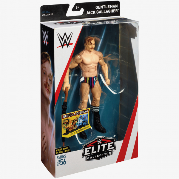 Gentleman Jack Gallagher WWE Elite Collection Series #56