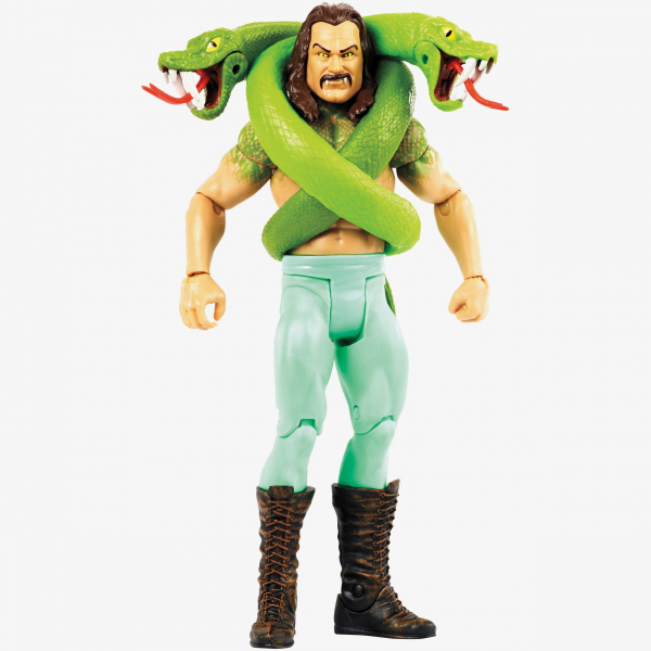 Jake the Snake WWE Monsters Series #1