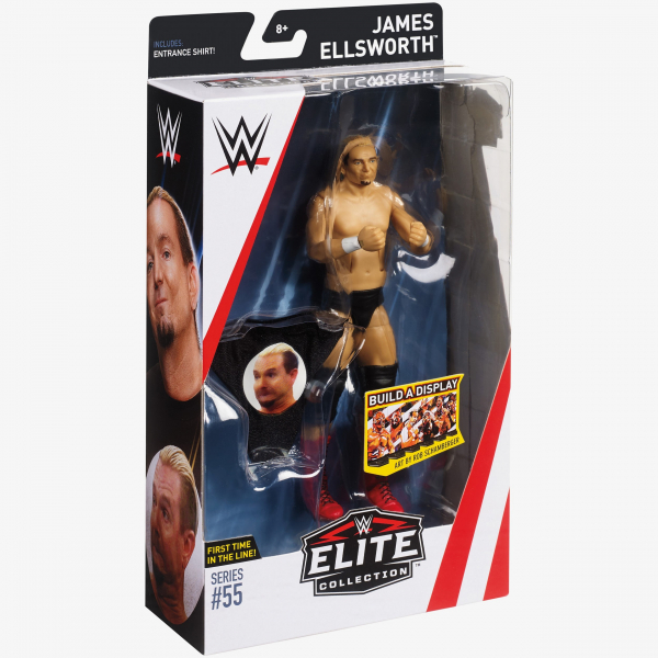 James Ellsworth WWE Elite Collection Series #55