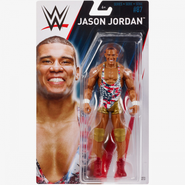 Jason Jordan - WWE Basic Series #87