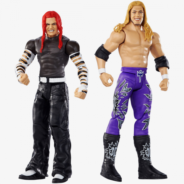 Jeff Hardy & Edge - WWE WrestleMania 35 Battle Pack Series