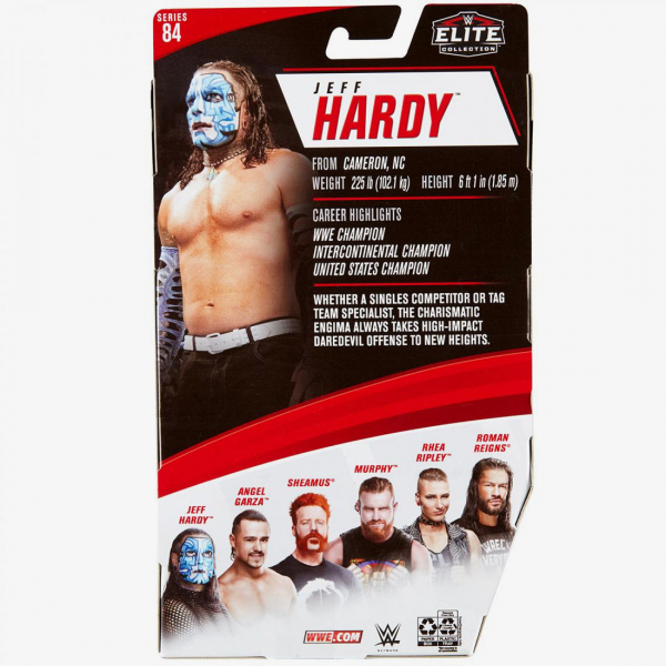 Jeff Hardy WWE Elite Collection Series #84