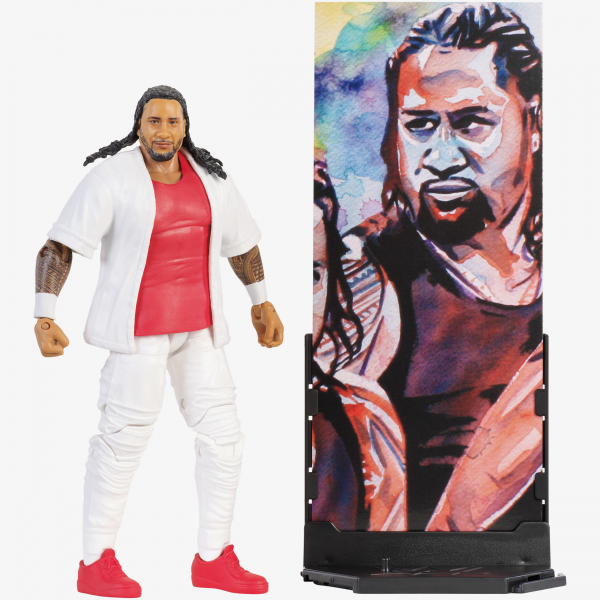 Jimmy Uso WWE Elite Collection Series #54