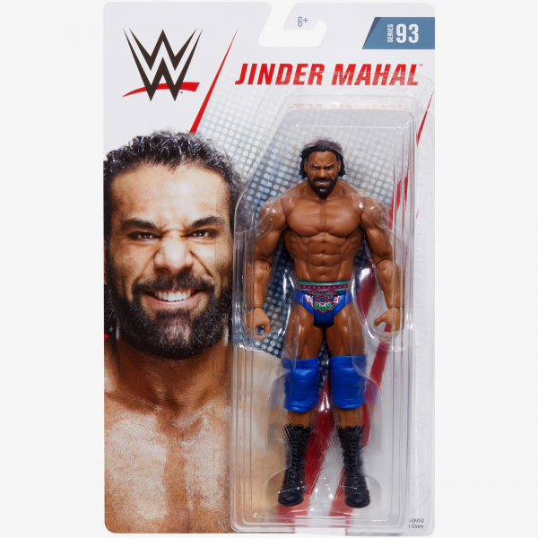 Jinder Mahal - WWE Basic Series #93