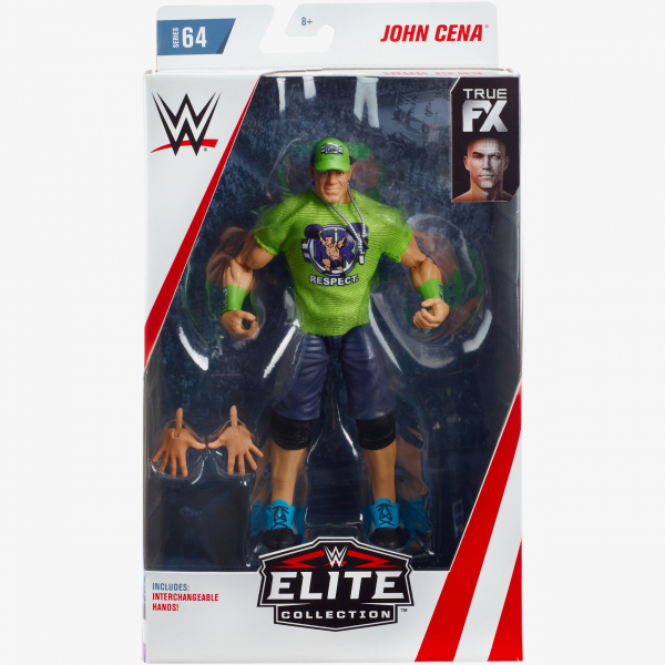 John Cena WWE Elite Collection Series #64
