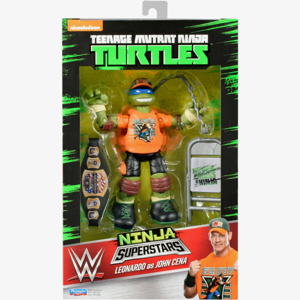 John Cena - Teenage Mutant Ninja Turtles Series #1