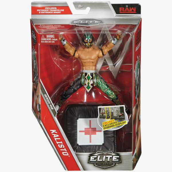 Kalisto WWE Elite Collection Series #48