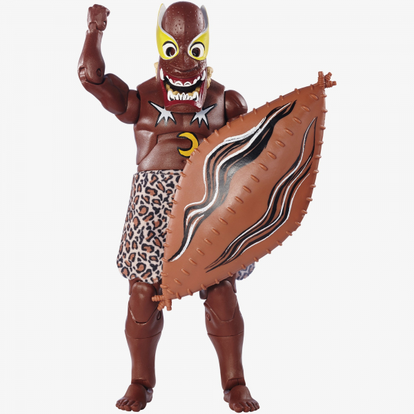 Kamala - Lost Legends - WWE Elite Collection Series