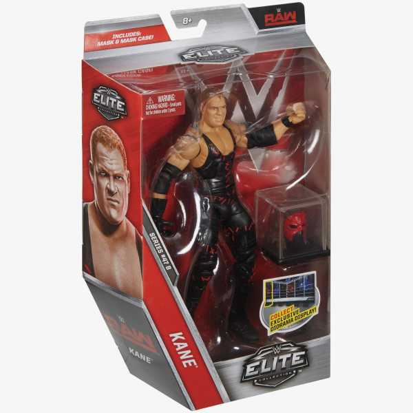 Kane WWE Elite Collection Series #47 B