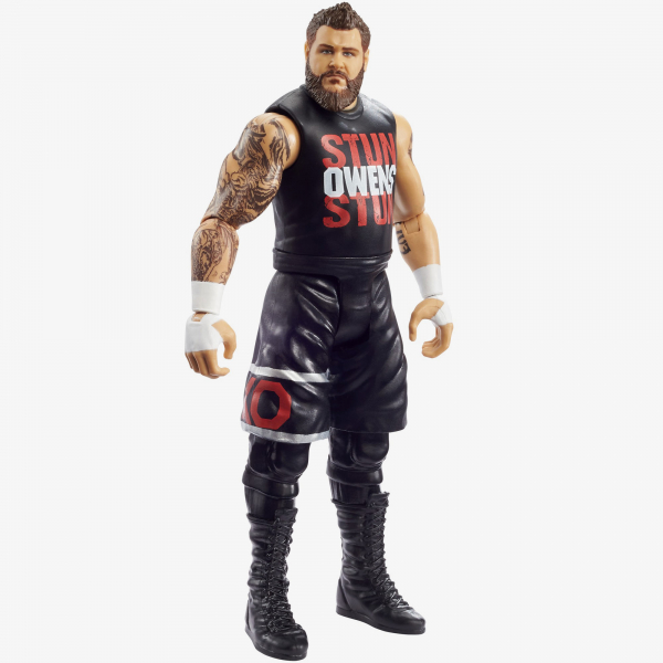 Kevin Owens - WWE Basic Series #116