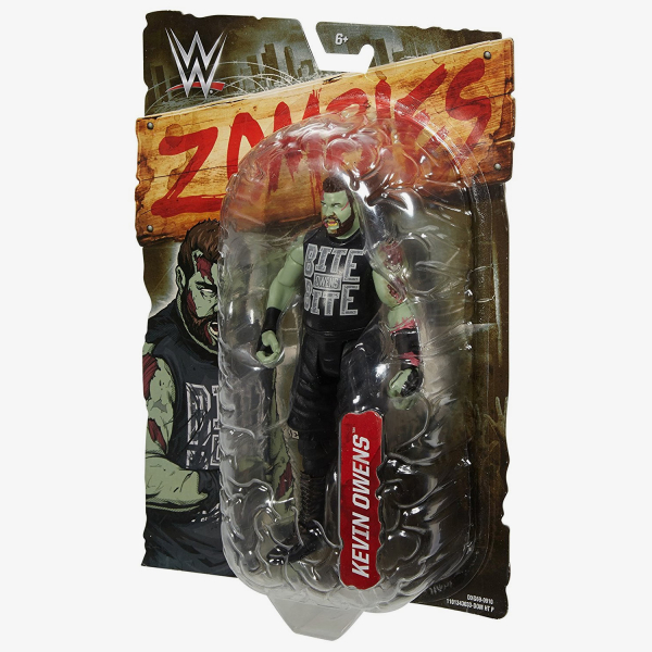 Kevin Owens - WWE Zombies Series #2