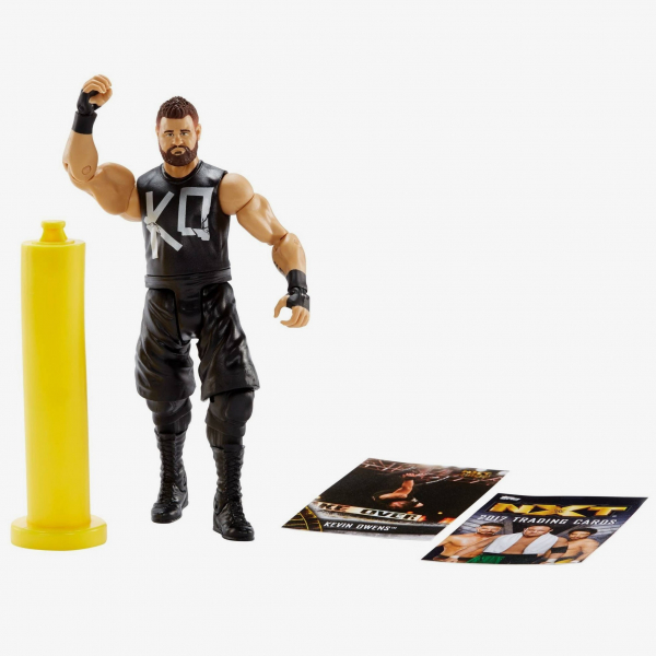 Kevin Owens - NXT TakeOver Basic Series #1