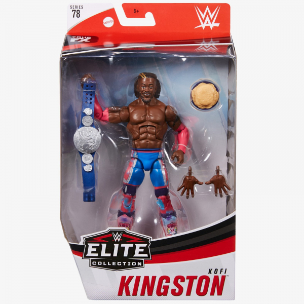 Kofi Kingston WWE Elite Collection Series #78