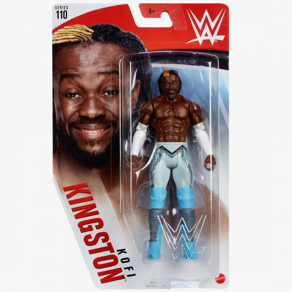 Kofi Kingston - WWE Basic Series #110