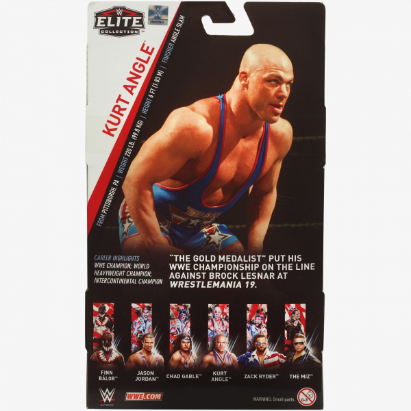 Kurt Angle WWE Elite Collection Series #59