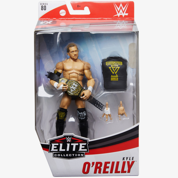Kyle O'Reilly WWE Elite Collection Series #80 (Chase variant)