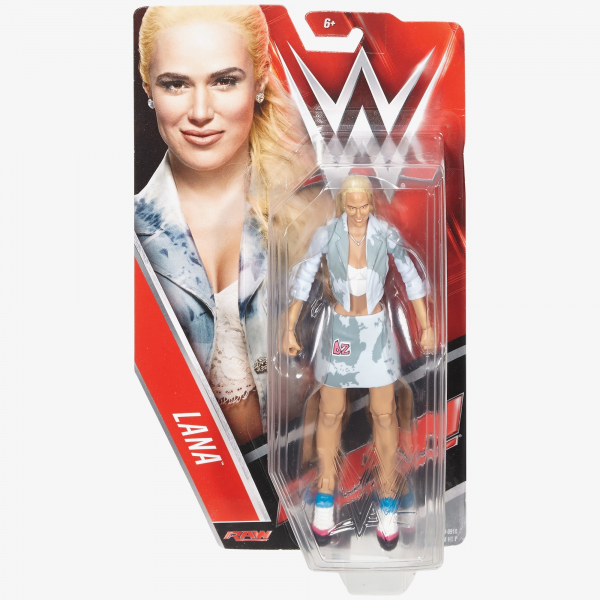 Lana - WWE Basic Series #64