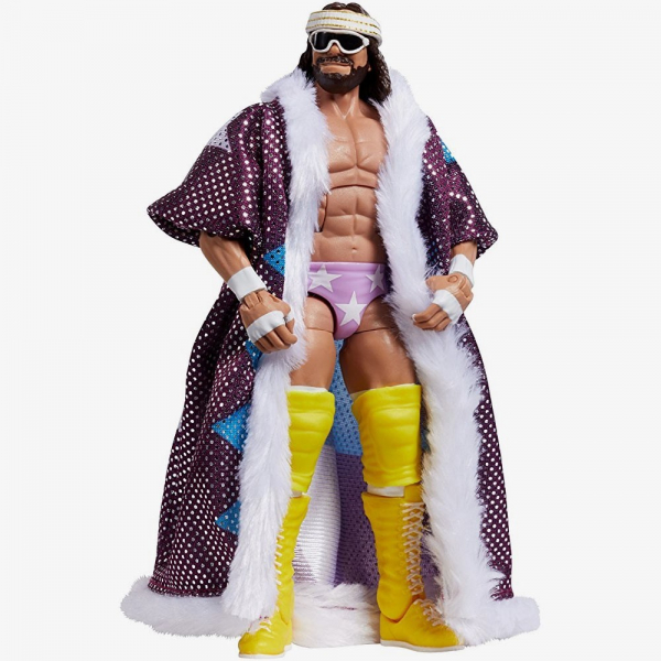 Macho Man Randy Savage WWE Defining Moments Series