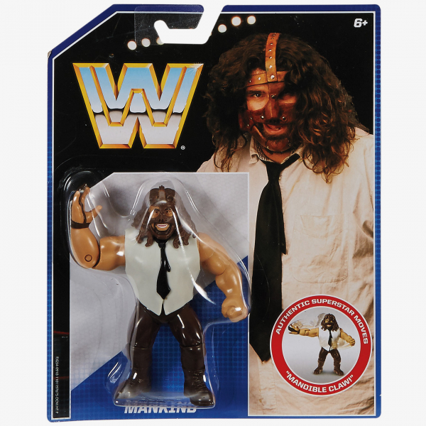 Mankind WWE Retro Series #2