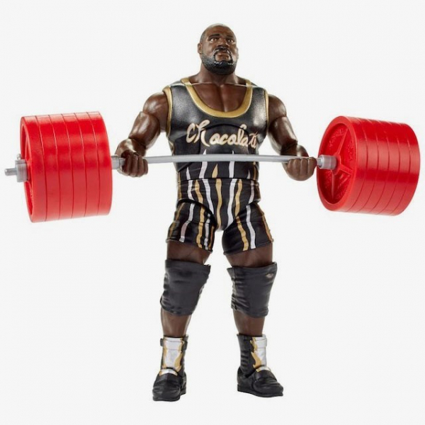 Mark Henry WWE  Fan Central Elite Collection Series #1