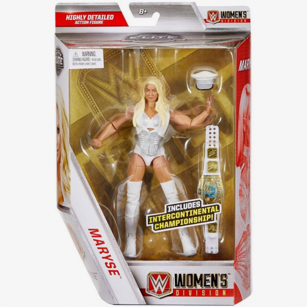 Maryse WWE Elite Collection Exclusive