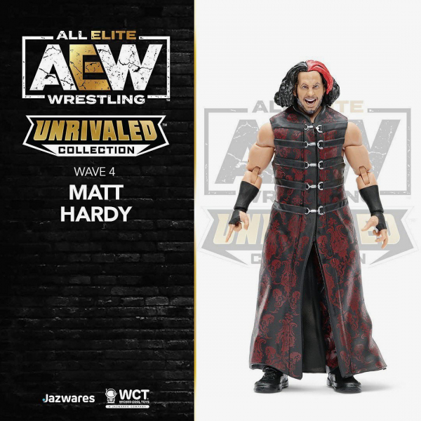 Matt Hardy - AEW Unrivaled Collection Series #4