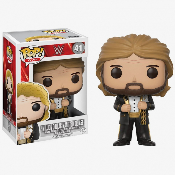 Million Dollar Man WWE POP! (#41)