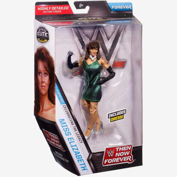 Miss Elizabeth - WWE Then Now Forever 2017 Elite Collection