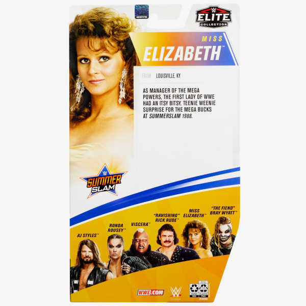 Miss Elizabeth WWE Elite Collection Series #77