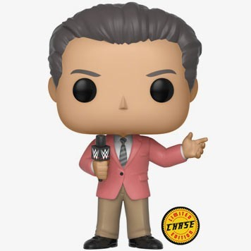 Vince McMahon WWE POP! (Chase Variant)