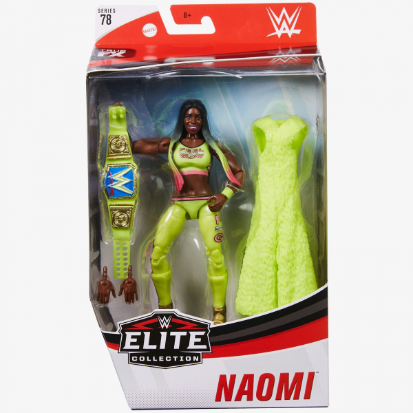 Naomi WWE Elite Collection Series #78 (Chase variant)