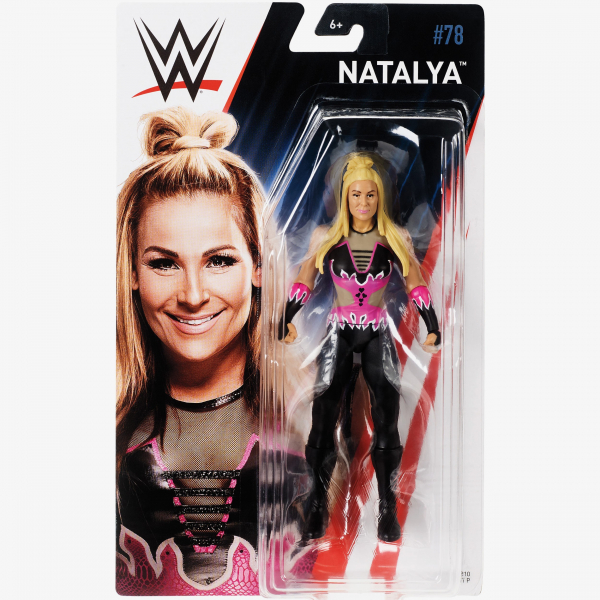 Natalya - WWE Basic Series #78