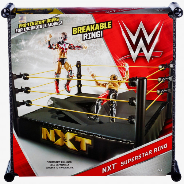 NXT Superstar Ring Playset