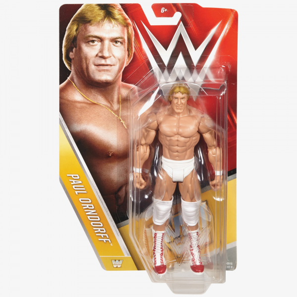 Paul Orndorff - WWE Basic Series #58