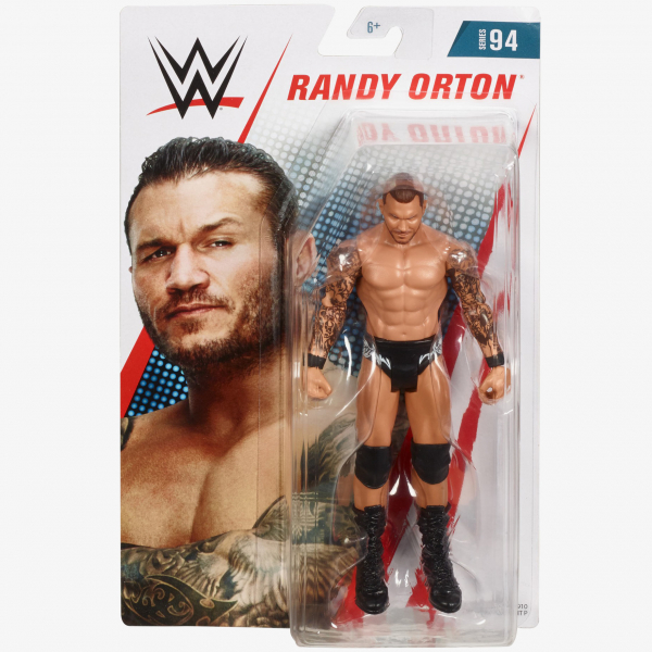 Randy Orton - WWE Basic Series #94