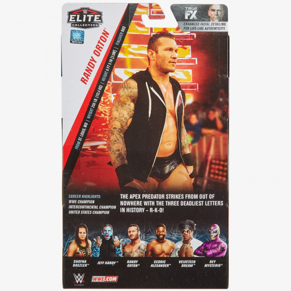 Randy Orton WWE Elite Collection Series #67