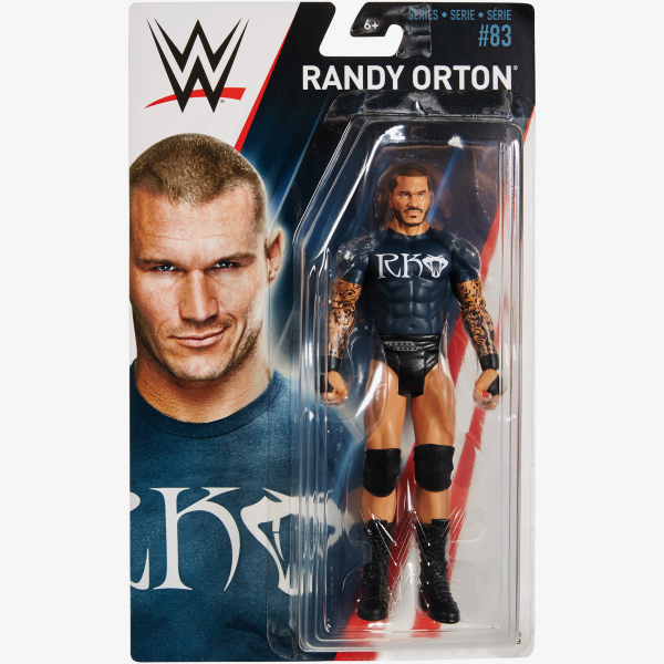 Randy Orton - WWE Basic Series #83
