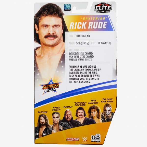 Ravishing Rick Rude WWE Elite Collection Series #77