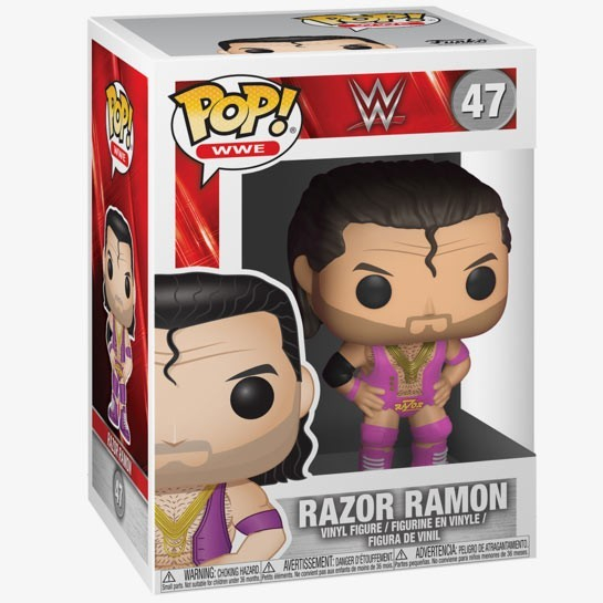 Razor Ramon WWE POP! (#47)