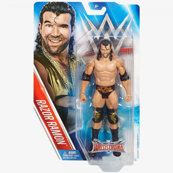 Razor Ramon - WWE WrestleMania 32 Basic Series