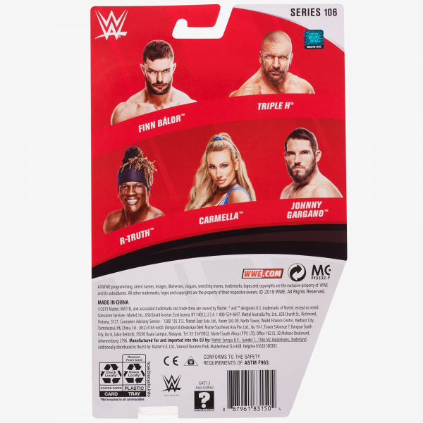 Finn Balor - WWE Basic Series #106