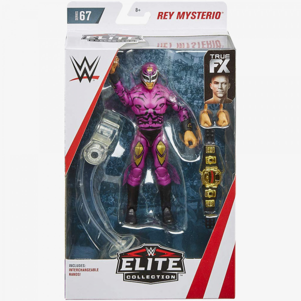 Rey Mysterio WWE Elite Collection Series #67